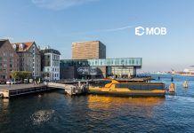 Koppenhága: 5+2 e-vízibusz