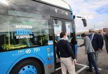 BYD: az első kínai e-buszok Madridnak