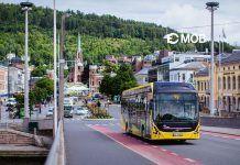 Norvégia és Vy Bus: karbonsemlegesség 2025-ig