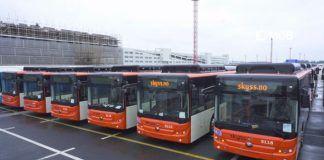 Úton vannak Norvégiába a bergeni Yutong villanybuszok