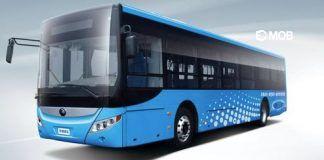 Dánia: újabb 20 Yutong e-busz