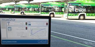 Ha e-busz flotta, akkor intelligens töltés