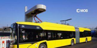 Berlin 2030: minden busz elektromos